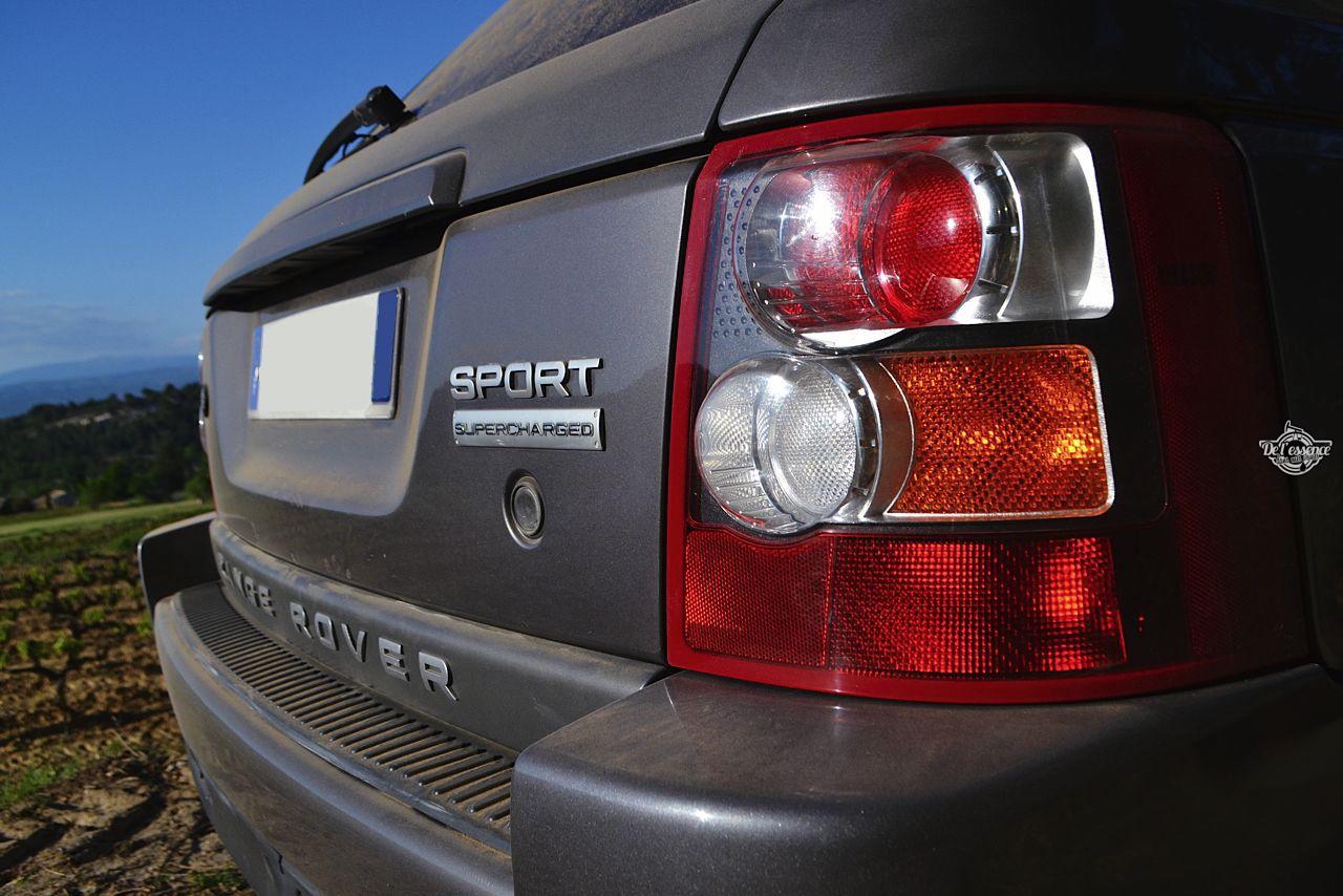 Range Rover Sport V8 Supercharged... Il est pas vert Hulk ?! 3
