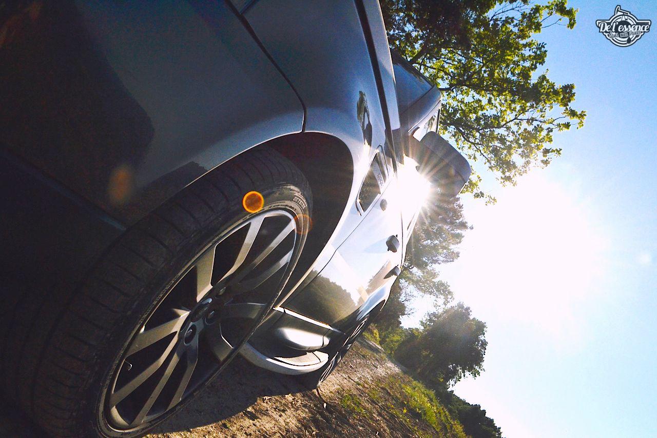 Range Rover Sport V8 Supercharged... Il est pas vert Hulk ?! 1