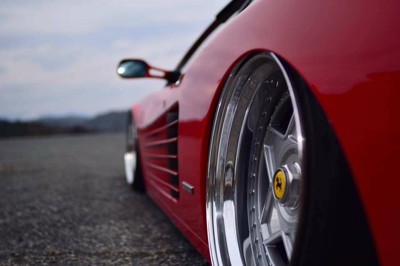 Ferrari Testarossa... Aïe, ça va encore piquer ! 6