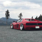 Ferrari Testarossa… Aïe, ça va encore piquer !