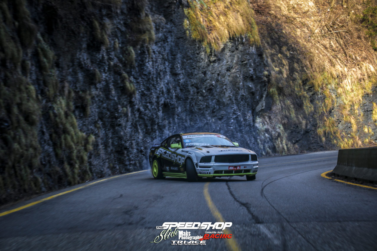 "Midali Slide Tour ""French Alps"" 2017 - Finale King of Touge 2017 3"