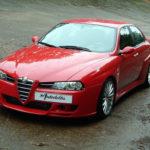 Alfa Romeo 156 GTA AM Autodelta... De la jelly dans mes bolo !