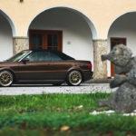 Audi 80 Cab... RS2 ! Sortez couverts...