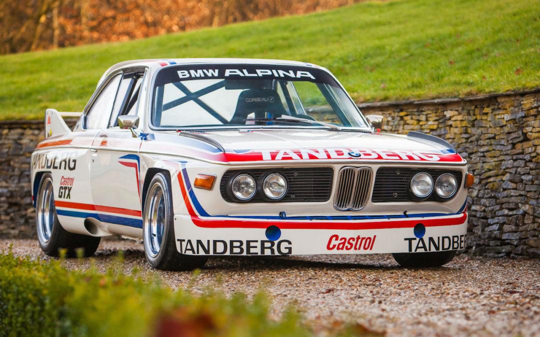Alpina BMW 2800 CS – Père Castor, raconte nous son histoire…