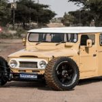 Land Cruiser FJ40 Hot Rod - Safari Stance !