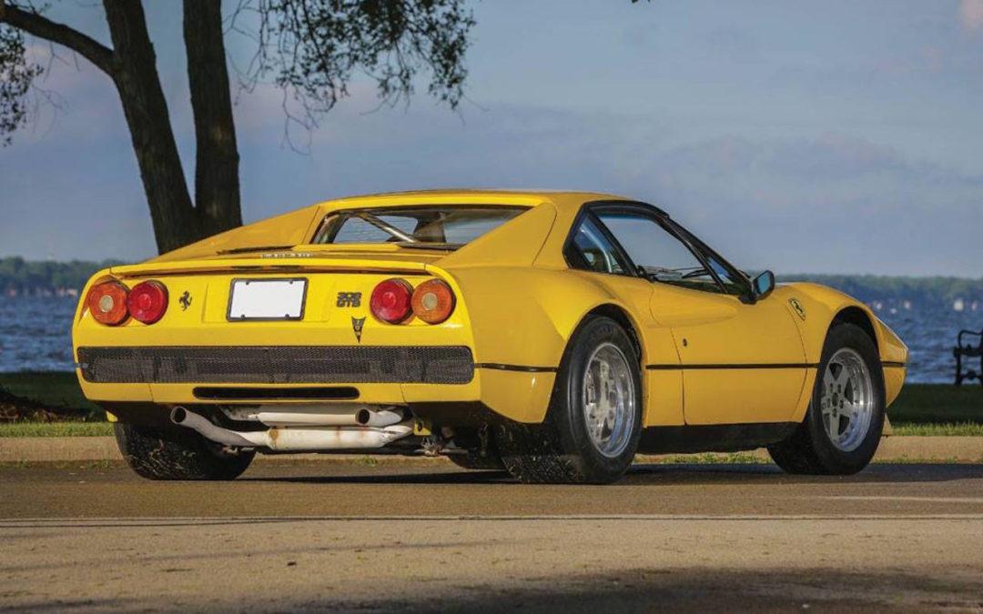 Ferrari 308 GTB «Corsa» Michelotto – Une Féfé en GrB !