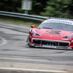 HillClimb Monster : Ferrari 458 Challenge Evo en dolby !
