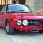 Lancia Fulvia HF Fanalone - Belissima leggenda !
