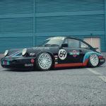 Porsche 964 Air Lift Performance - Scotché !