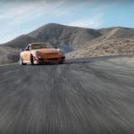 Porsche 911 GT3 RS… La trajo par la portière !