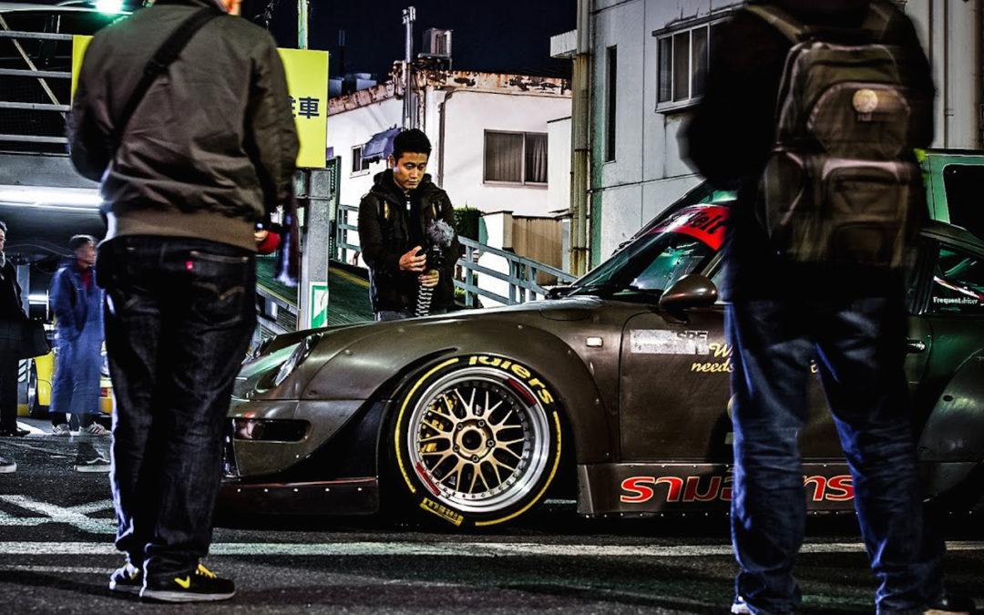 RWB Tokyo Meet… Akira et ses potes sont de sortie !