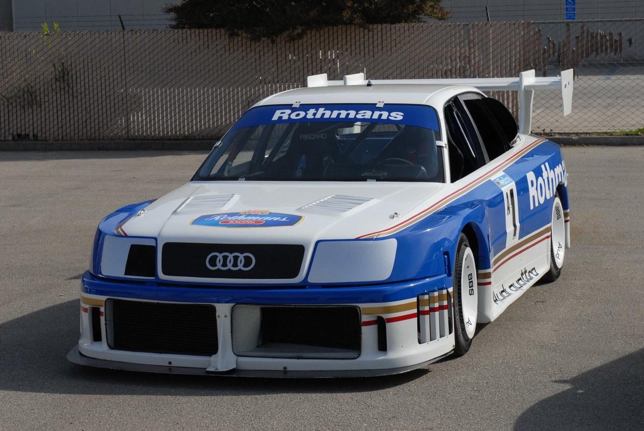 Audi S4 IMSA GTO... Ils ont sorti la bête ! 4