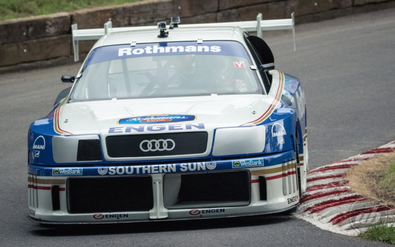 Audi S4 IMSA GTO... Ils ont sorti la bête ! 8