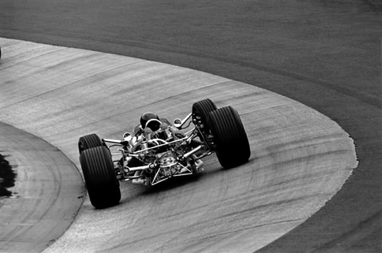 1967 : Le Nürb en F1... Couillus ! 4