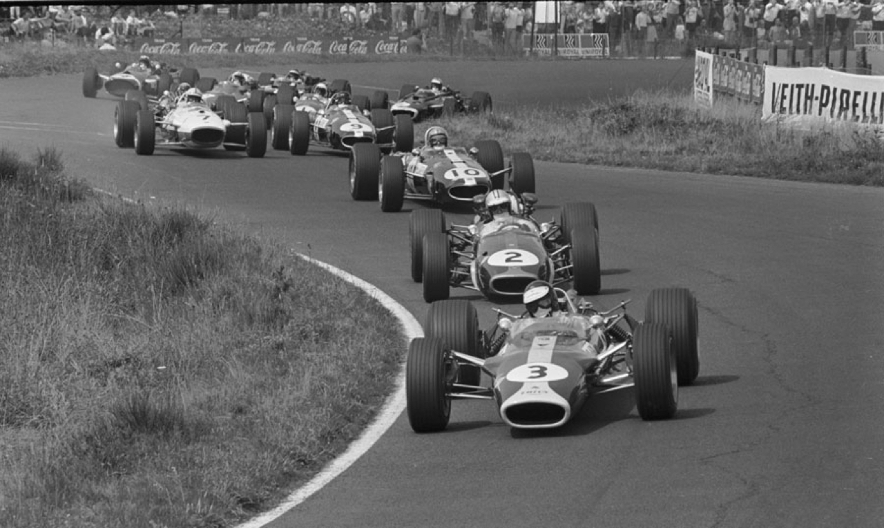 1967 : Le Nürb en F1... Couillus ! 3