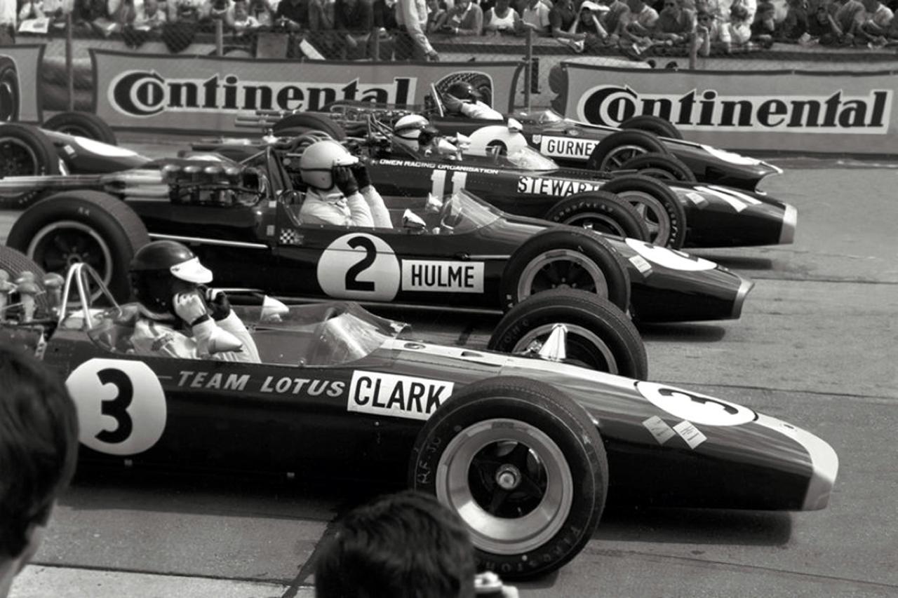 1967 : Le Nürb en F1... Couillus ! 2