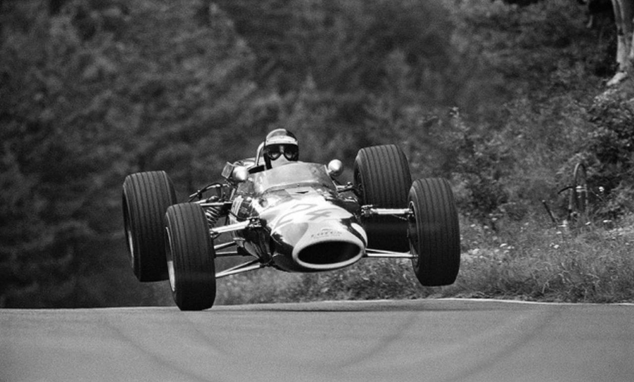 1967 : Le Nürb en F1... Couillus ! 1