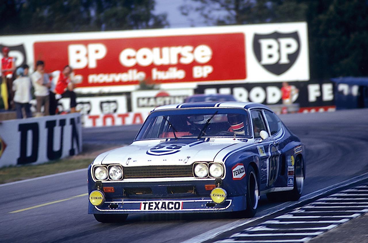 Hillclimb Monster : Niki Lauda's Ford Capri RS 3400... 5
