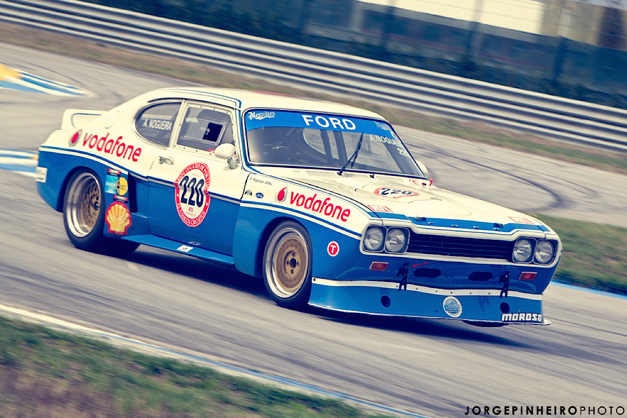 Hillclimb Monster : Niki Lauda's Ford Capri RS 3400... 9