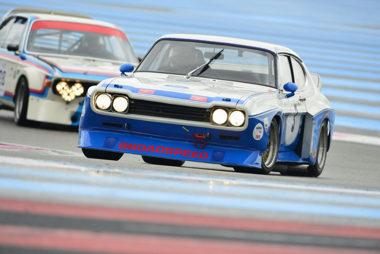 Hillclimb Monster : Niki Lauda's Ford Capri RS 3400... 7