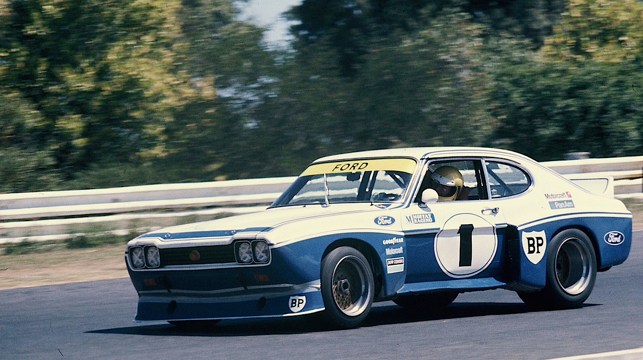 Hillclimb Monster : Niki Lauda's Ford Capri RS 3400... 4