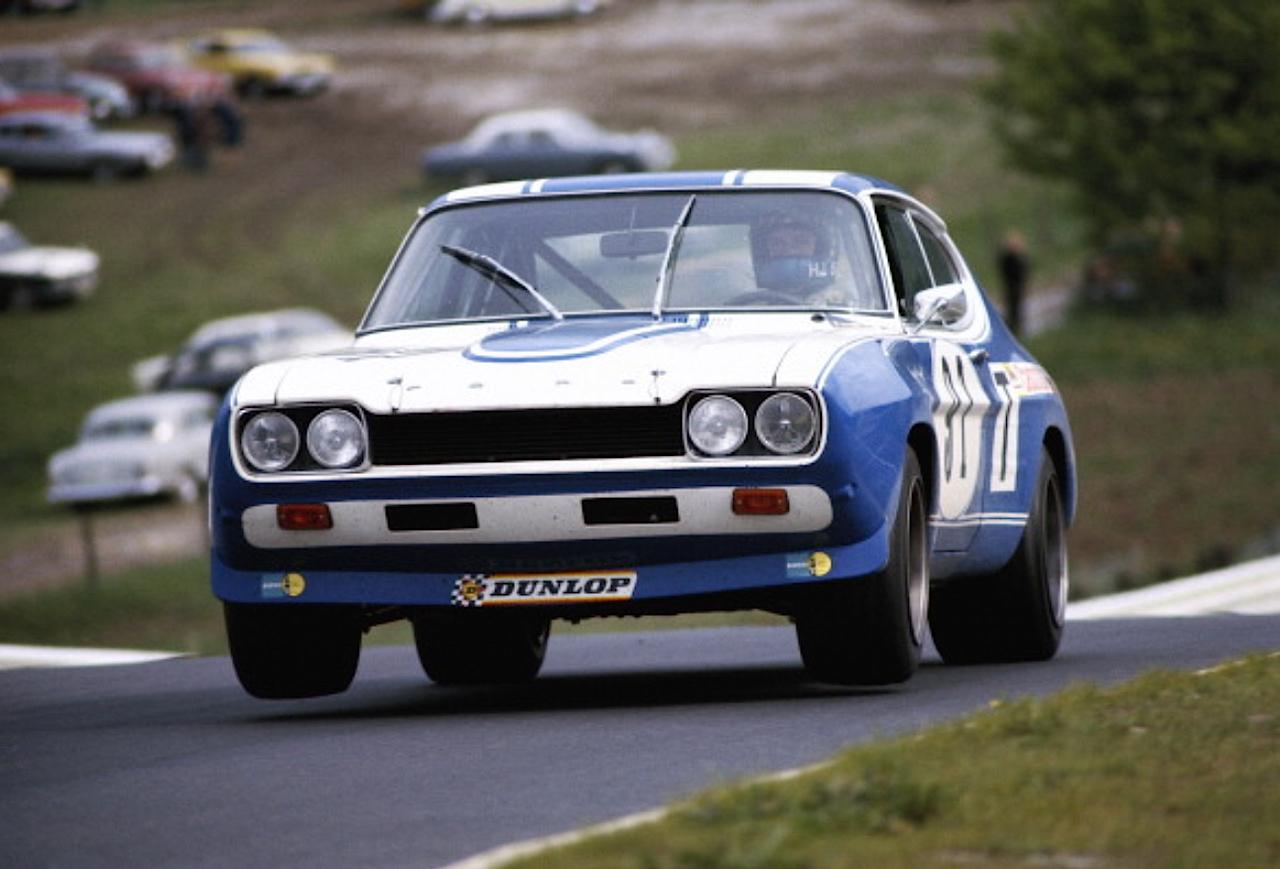 Hillclimb Monster : Niki Lauda's Ford Capri RS 3400... 1