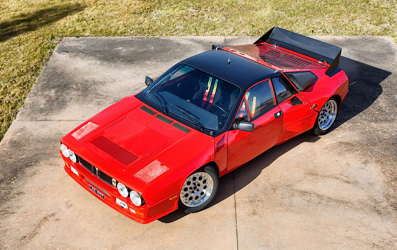 Lancia 037 - Markku Alen déchainé en test au 1000 Lacs... 10