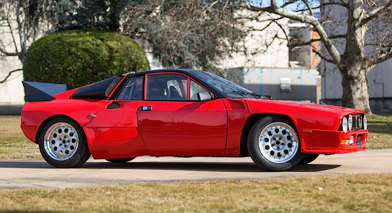Lancia 037 - Markku Alen déchainé en test au 1000 Lacs... 9