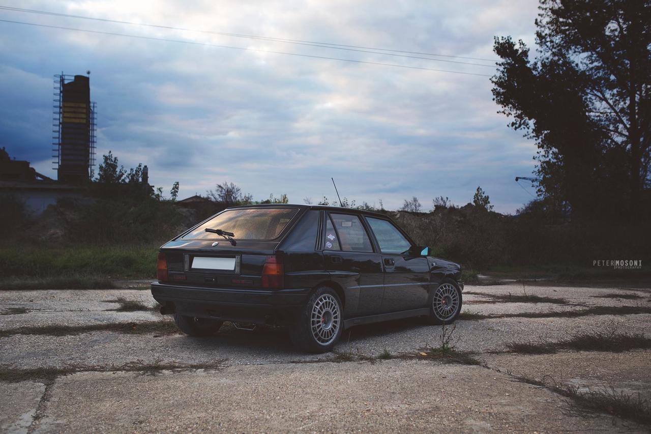 Lancia Delta HF Integrale 16v - La fin d'une ère... 20