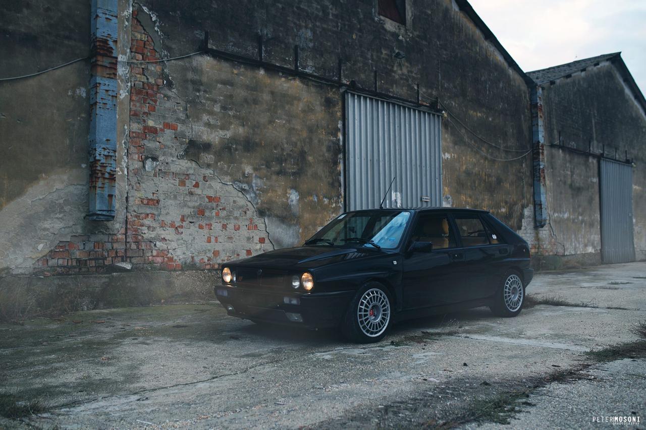 Lancia Delta HF Integrale 16v - La fin d'une ère... 19