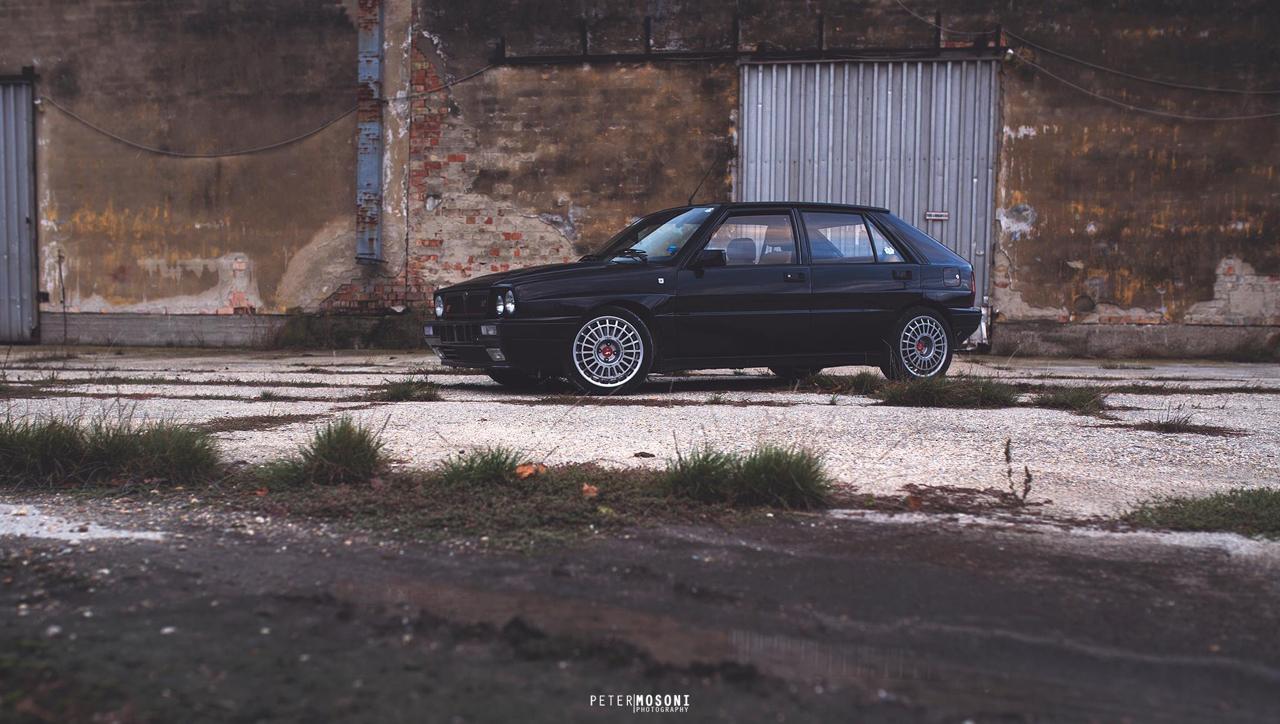 Lancia Delta HF Integrale 16v - La fin d'une ère... 16