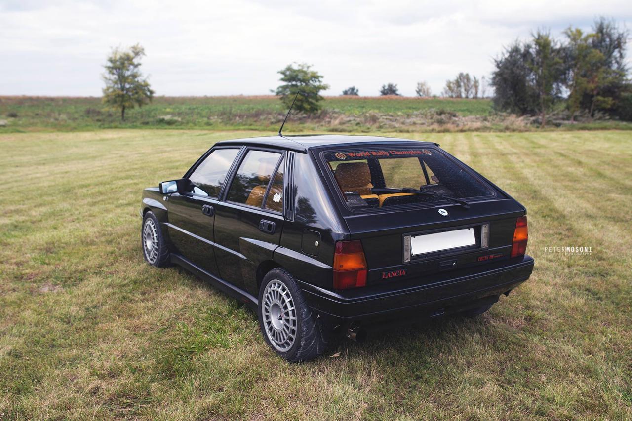Lancia Delta HF Integrale 16v - La fin d'une ère... 14