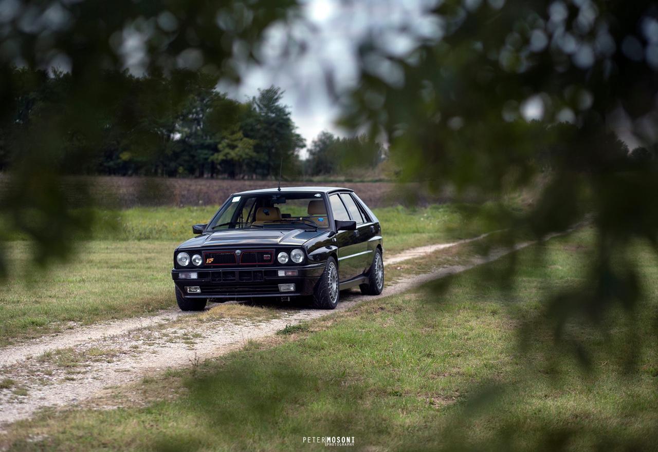 Lancia Delta HF Integrale 16v - La fin d'une ère... 1