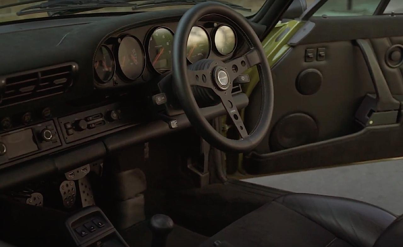 Porsche 964 RWB Thailand... La grenouille ! 3