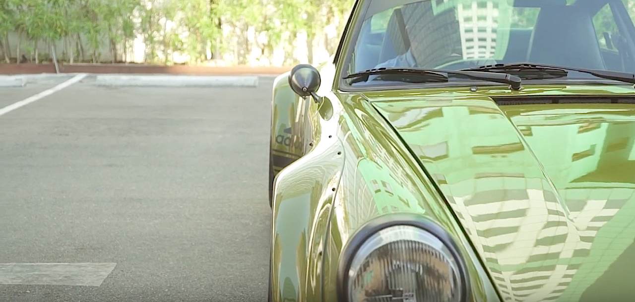 Porsche 964 RWB Thailand... La grenouille ! 2