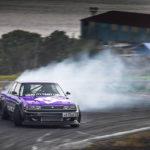 "Toyota Cresta swap 2JZ... ""Purple Rocket"" 44"