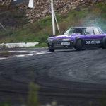 "Toyota Cresta swap 2JZ... ""Purple Rocket"" 45"
