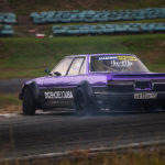 "Toyota Cresta swap 2JZ... ""Purple Rocket"" 27"