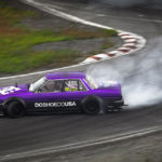 "Toyota Cresta swap 2JZ... ""Purple Rocket"" 26"