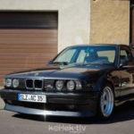 BMW E34 AC Schnitzer S5 Silhouette... Tuning de jackos !