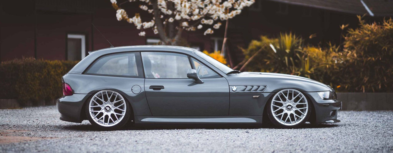 Bagged Bmw Z3 Coup 233 On Off Dledmv