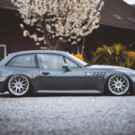 Bagged BMW Z3 Coupé... On - Off !