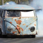 VW combi by Alder Outlaws - Crazy wheels !