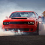 Dodge Challenger SRT Demon… Street legal sortie de l'enfer !