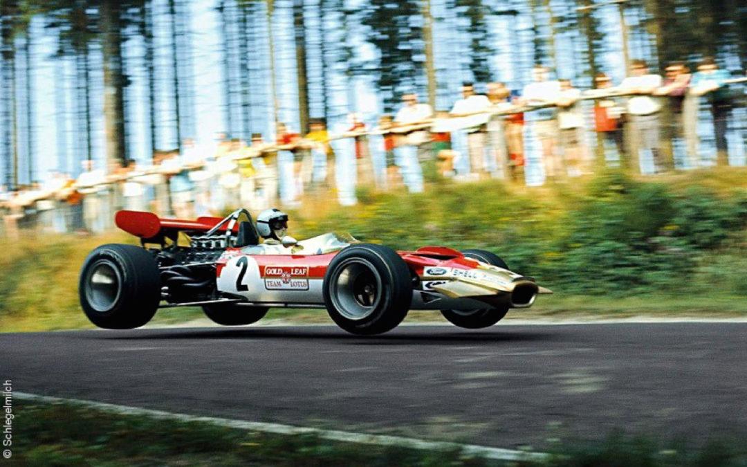 1967 : Le Nürb en F1… Couillus !