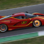 Ferrari FXX K… Showtime ! Ou peut être Chaudtime…