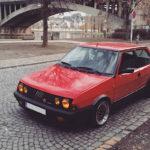 Fiat Ritmo Abarth 130 TC – Le retour du scorpion !