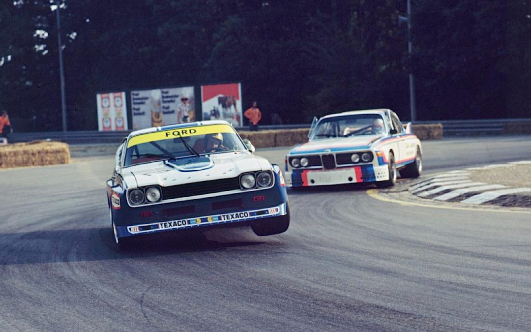 Hillclimb Monster : Niki Lauda's Ford Capri RS 3400…