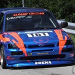 Engine sound : Ford Escort Cosworth... Balade en Italie !