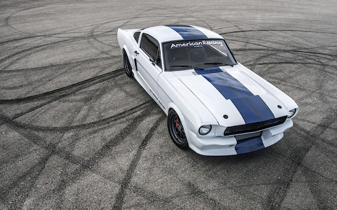 Ford Mustang Shelby GT350 restomod… Modif d'origine !